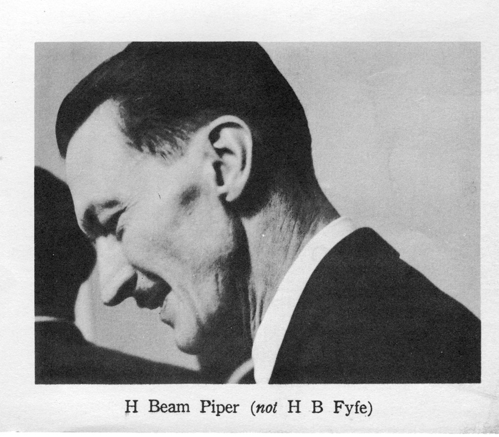 Image - Piper at WorldCon, 1957