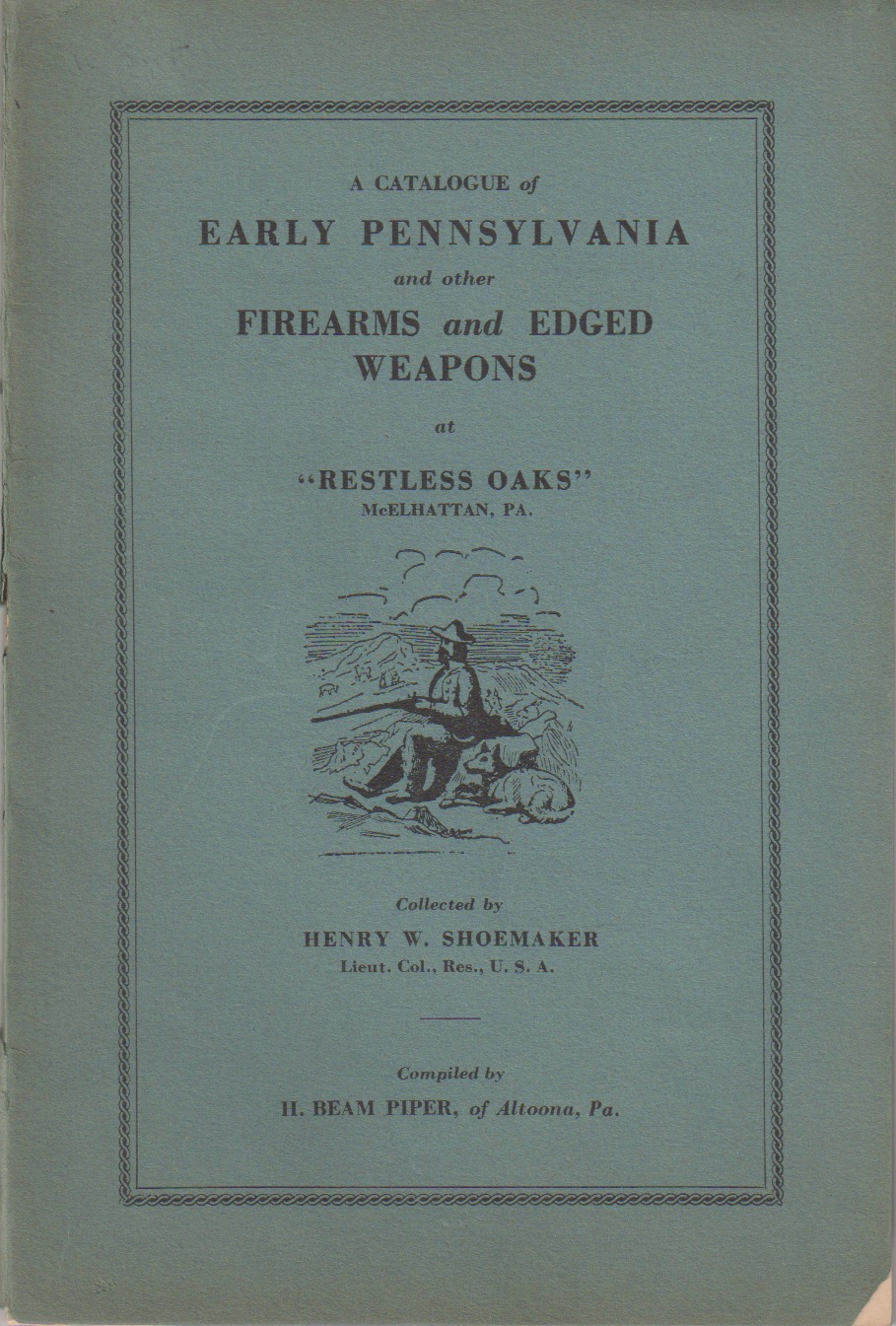 Image - Restlless Oaks catalogue, 1927
