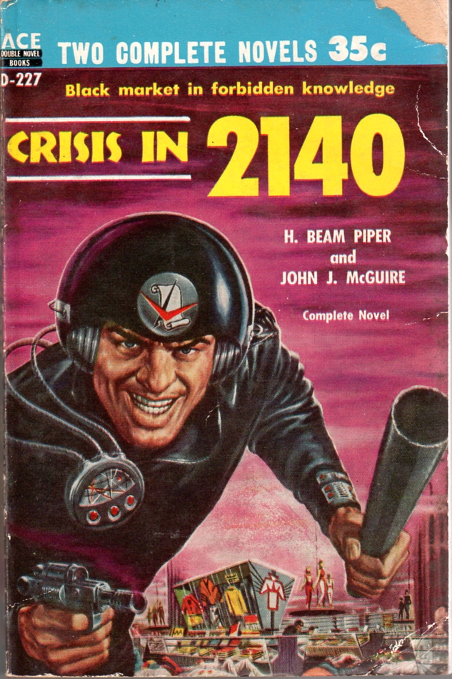 Image - Crisis in 2140, Ace 1957