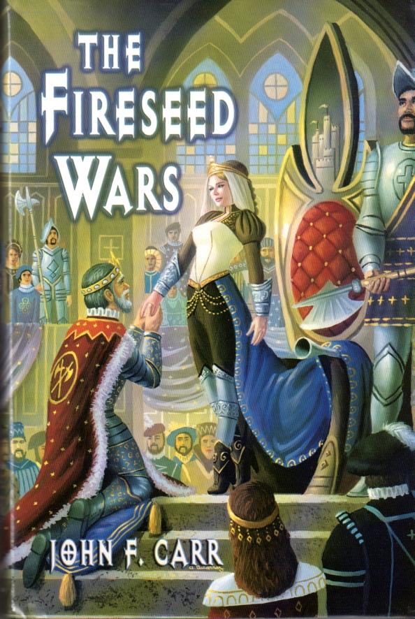 The Fireseed Wars by Alan Gutierrez