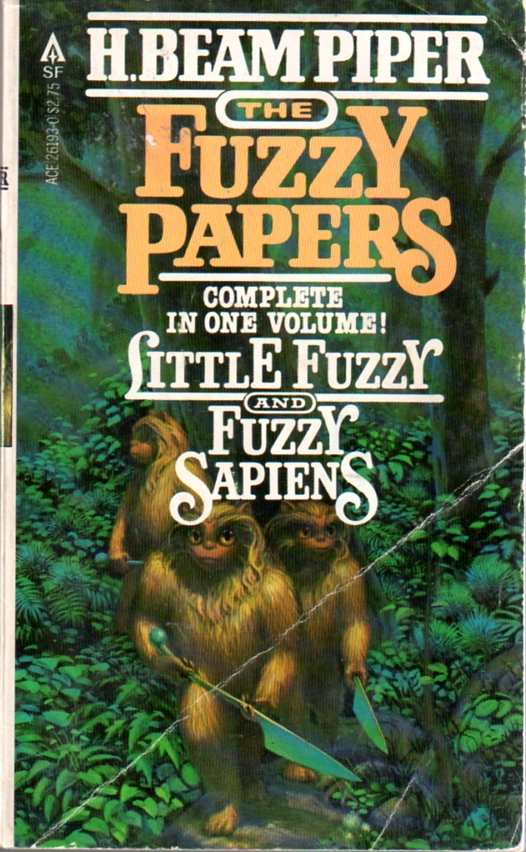 Image - Fuzzy Papers by Michael Whelan