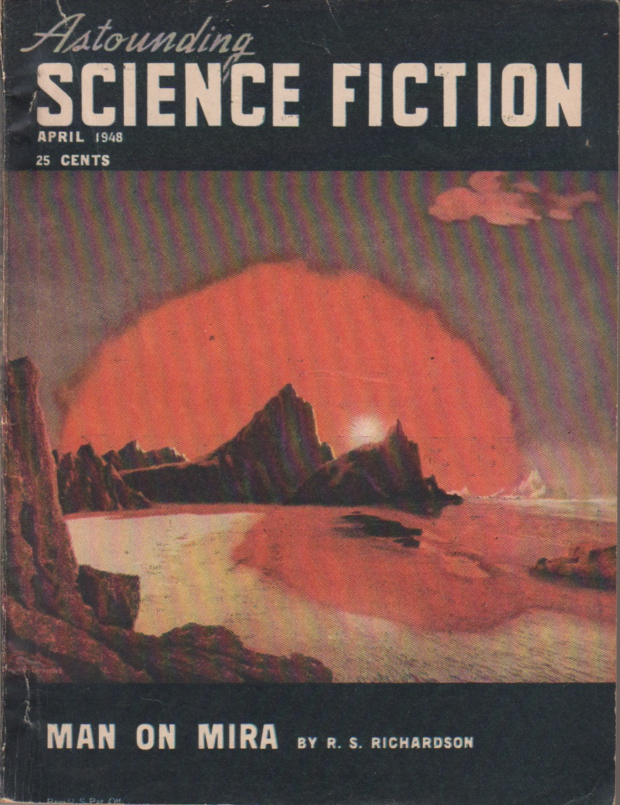 Image - Astounding Science Fiction, April 1948