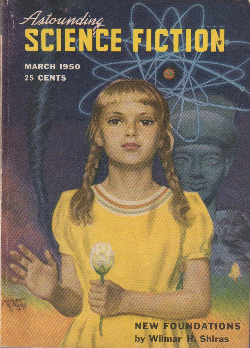 Image - Astounding Science Fiction, March 1950