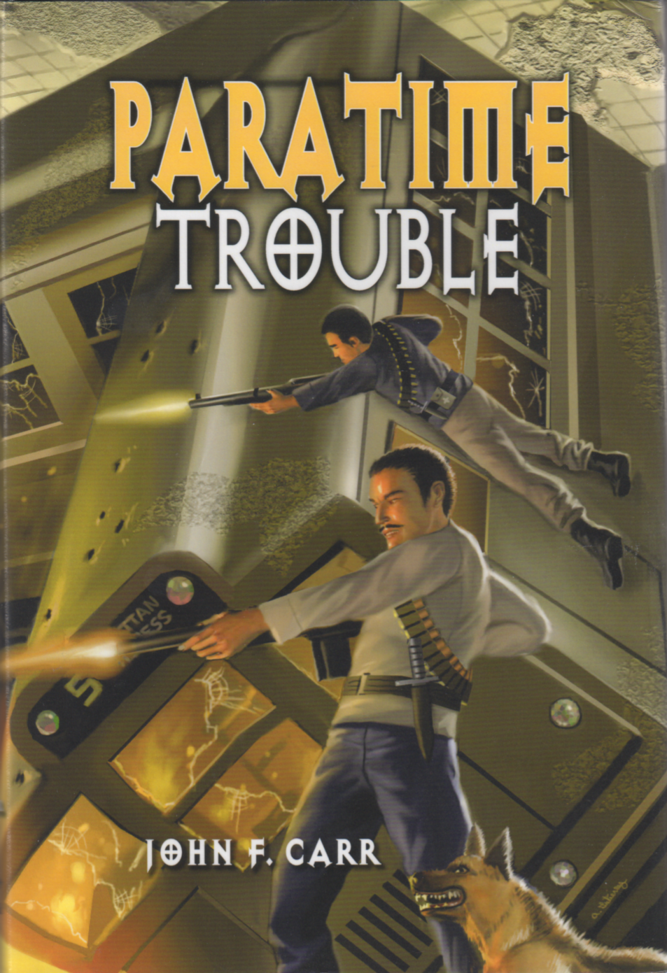 Paratime Trouble by Alan Gutierrez