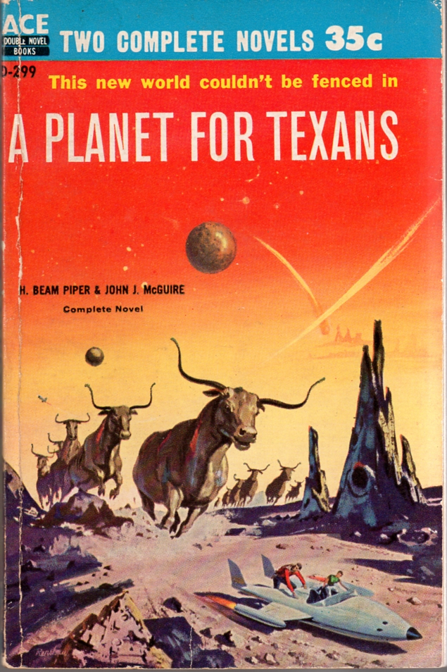 Image - A Planet for Texans, Ace 1958
