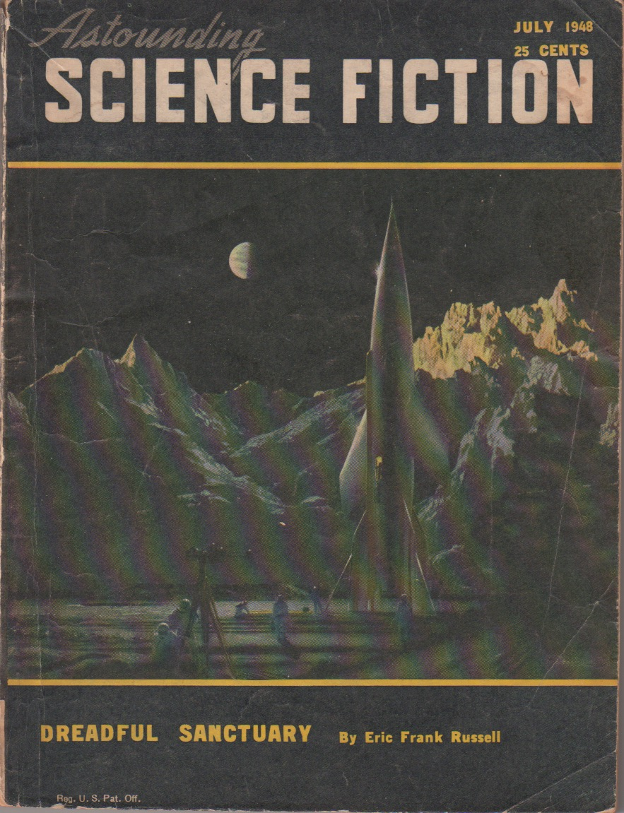 Image - Astounding Science Fiction, July 1948