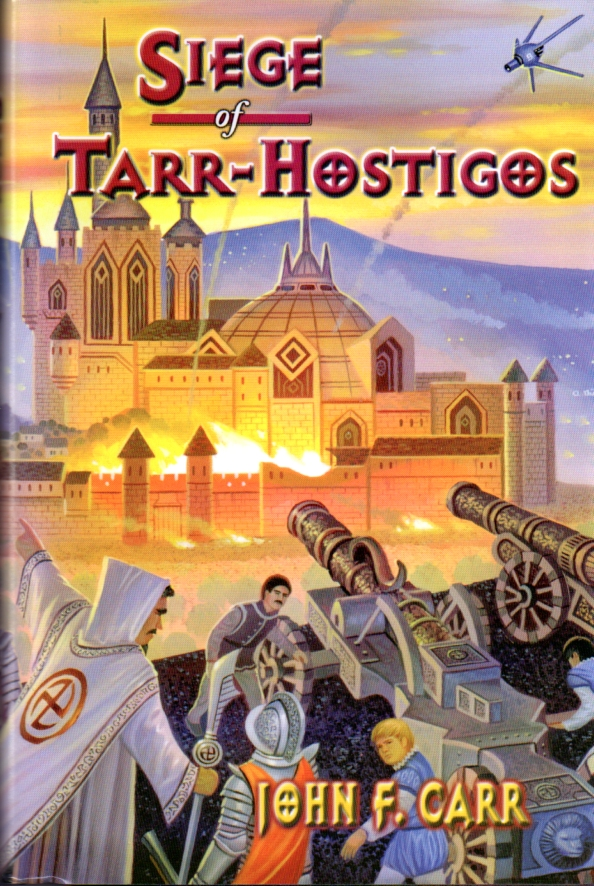 Siege of Tarr-Hostigos by Alan Gutierrez