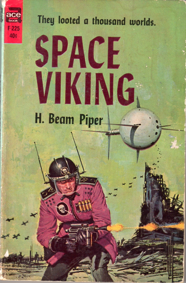 Image - Space Viking by Ed Valigursky