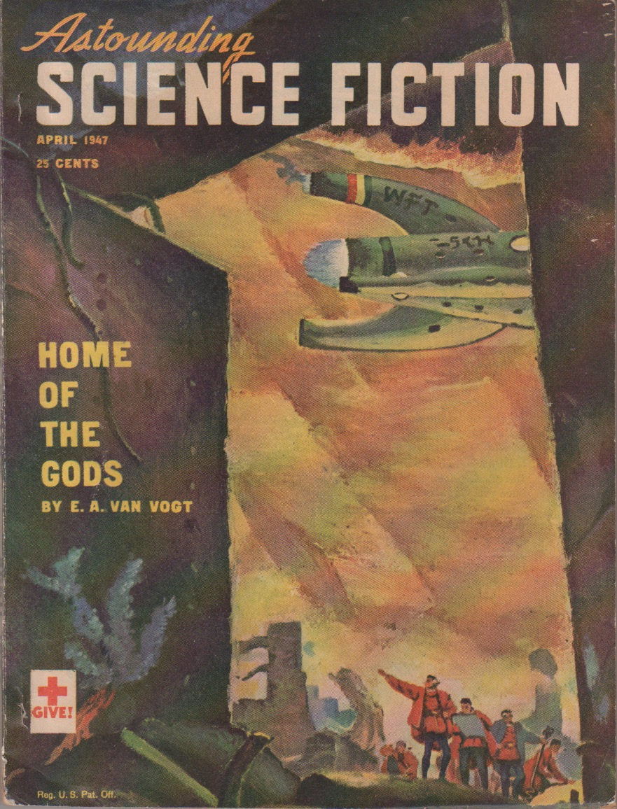 Image - Astounding Science Fiction, April 1947