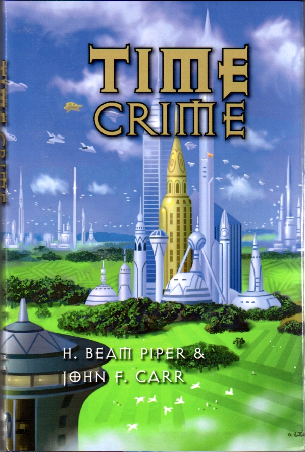 Time Crime by Alan Gutierrez