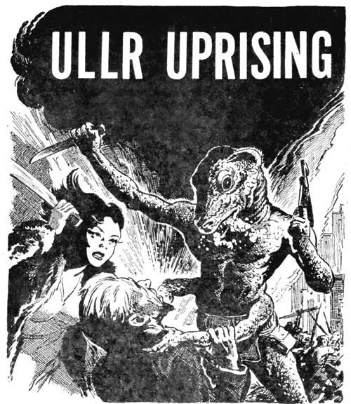 Image - Ullr Uprising by H. Beam Piper, interior illustration by Paul Orban, Space Science Fiction, 1953